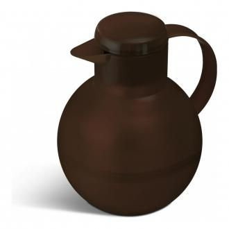 Термос-чайник EMSA SAMBA TEA, 1л, прозрачно-коричневый DOMOS 1290.000
