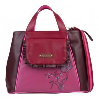 Сумка Colorful Licenses Pip M Carry All, розовый DOMOS 5505.000