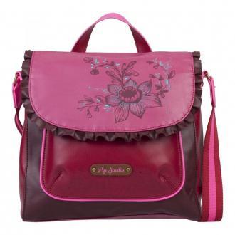 Сумка Colorful Licenses Pip M, розовый DOMOS 5505.000