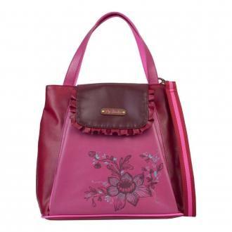Сумка Colorful Licenses Pip S Shopper, розовый DOMOS 6055.000