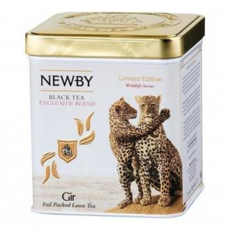 Чай Newby Wildfire Гир, 125г.
