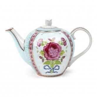 Чайник Pip Studio Роза маленький, белый DOMOS 1195.000