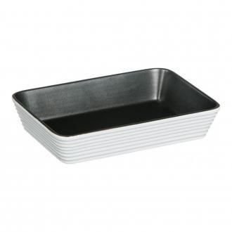 Форма для запекания Premier Housewares OvenLove OvenLove прямоугольная с антипригарным покрытием, белый DOMOS 1839.000