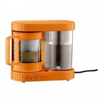Электрическая капельная кофеварка BODUM Bistro, 0.5л, оранжевый DOMOS 6075.000