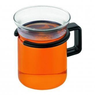 Набор чашек (2 штуки) MELIOR Beaubourg, 0.2л, чёрный DOMOS 279.000