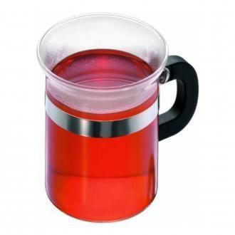 Набор чашек (2 штуки) MELIOR Beaubourg, 0.2л, чёрный DOMOS 445.000
