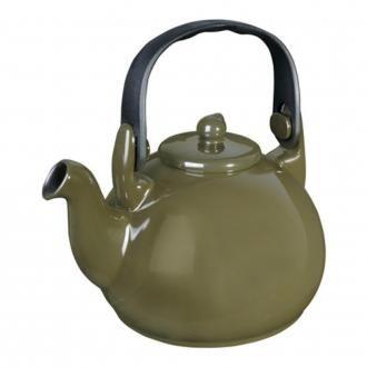 Чайник Ceraflame Colonial, 1.7л, оливковый DOMOS 3429.000