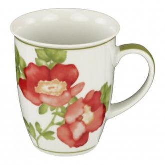 Кружка Ritzenhoff & Breker Flower Doppio, 0.32л, цветной DOMOS 339.000