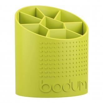 Подставка для столовых приборов Bodum Bistro, зеленый DOMOS 1069.000