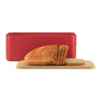 Хлебница Bodum Bistro, красный DOMOS 3225.000