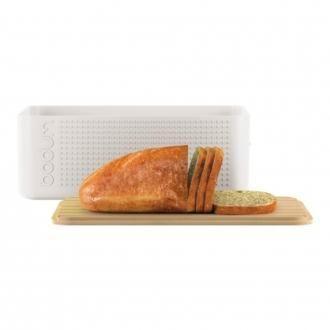 Хлебница Bodum Bistro, белый DOMOS 3225.000