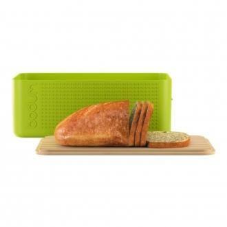 Хлебница Bodum Bistro, зеленый DOMOS 3225.000